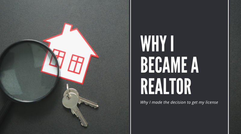 Decide to DECIDE ~ LAUNCH of my Real Estate Career